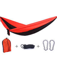 CAOS Hammock (Red/Black)