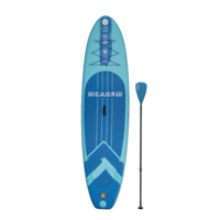 CAOS SUP - Stand-up Paddle Board with Accessories (Blue)