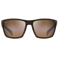 Maui Jim?? HCL Makoa Matte Brown Woodgrain
