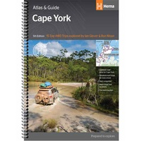 HEMA - Cape York Atlas and Guide